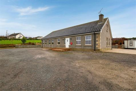 New Line Road, Cookstown, County Tyrone. 4 bedroom detached bungalow