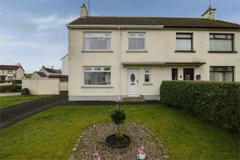 Rosemount, Cloughmills, Ballymena, County Antrim. 3 bedroom semi-detached house