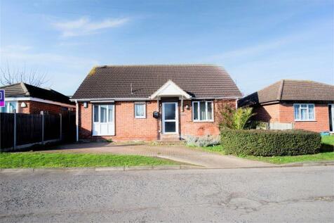 Buttermere Close, Gillingham, Kent. 2 bedroom detached house