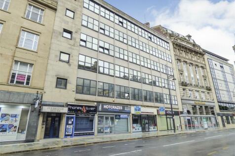 59 Market Street, Bradford, West Yorkshire. 2 bedroom flat