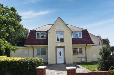 High Street, Cranford, Hounslow, Greater London. 5 bedroom detached house
