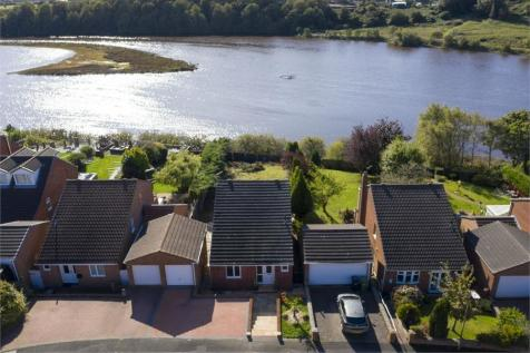 Nursery Park, Ashington, Northumberland. 4 bedroom detached house for sale