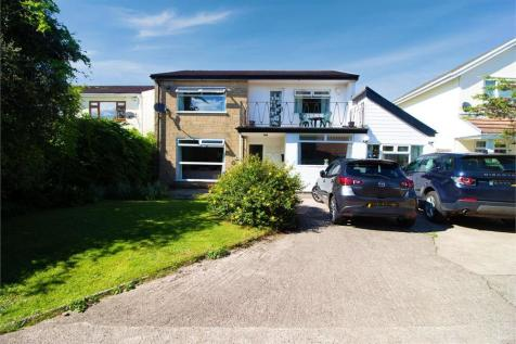 Penygroes, Groesfaen, Pontyclun, Mid Glamorgan. 5 bedroom detached house