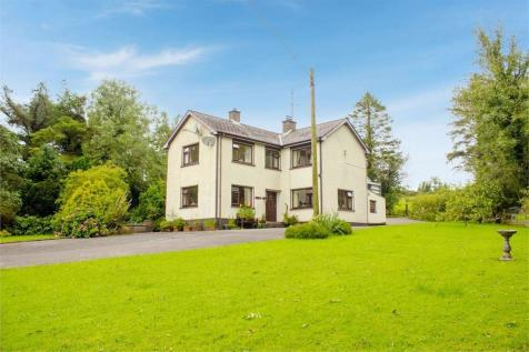 Cooneen Road, Fivemiletown, County Fermanagh. 3 bedroom detached house