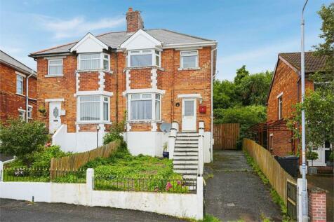 Carrs Glen Park, Belfast, County Antrim. 3 bedroom semi-detached house for sale