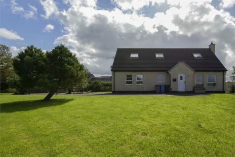 Whitepark Road, Ballycastle, County Antrim. 5 bedroom detached bungalow