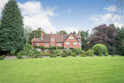 Whalley Road, Stonyhurst, Clitheroe, Lancashire. 7 bedroom detached house