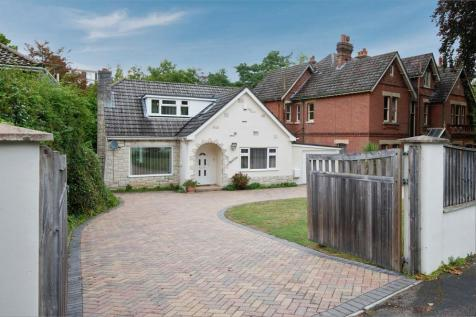 Prince of Wales Road, Bournemouth, Dorset. 4 bedroom detached house for sale