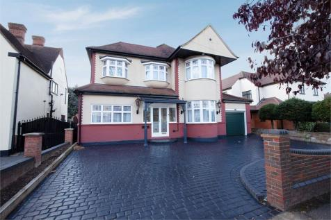 Harrow Drive, Hornchurch, Greater London. 5 bedroom detached house for sale