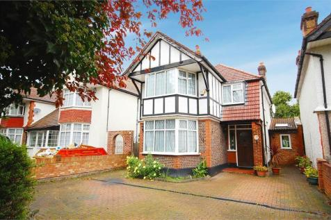 Preston Road, Wembley, Greater London. 4 bedroom detached house for sale
