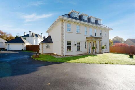 Cwrt Ty Gwyn, Llangennech, Llanelli, Carmarthenshire. 5 bedroom detached house for sale