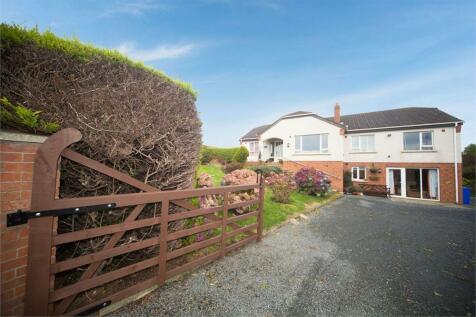 Upper Ballygelagh Road, Ardkeen, Newtownards, County Down. 5 bedroom detached house