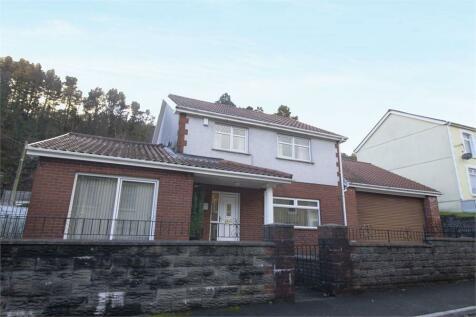 Bryntaf, Aberfan, Merthyr Tydfil, Mid Glamorgan. 3 bedroom detached house