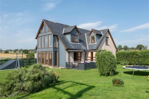 Kinnell, Kinnell, Arbroath, Angus. 5 bedroom detached house for sale