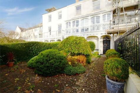 Union Terrace, Barnstaple, Devon. 4 bedroom terraced house for sale
