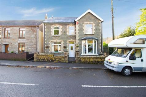 Surgery Road, Blaina, Abertillery, Blaenau Gwent. 3 bedroom detached house for sale