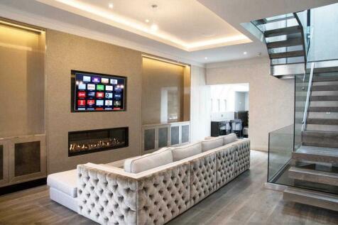 Pembridge Villas, London. 4 bedroom house