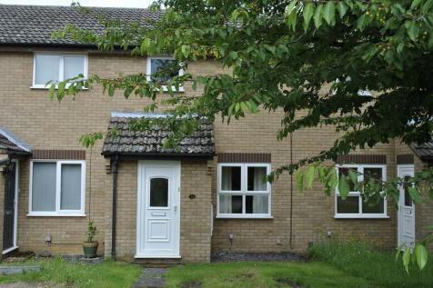 Anderson Walk, Bury St Edmunds. 2 bedroom terraced house