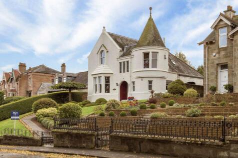 62 Grange Terrace, Bo'ness, EH51 9DU. 4 bedroom detached villa for sale