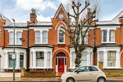 Foulser Road, London, SW17. 6 bedroom terraced house for sale