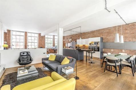 The Jam Factory, Green Walk, London, SE1. 2 bedroom apartment for sale