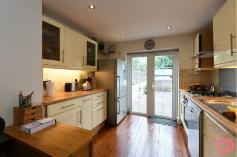 Hertslet Road, London, N7. 1 bedroom terraced house