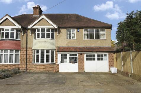 Grove Close, Ickenham, UB10. 4 bedroom semi-detached house for sale