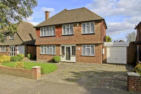 Breakspear Road South, Ickenham, UB10. 4 bedroom detached house for sale