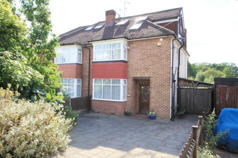 Hoylake Crescent, Ickenham, Uxbridge. 4 bedroom semi-detached house