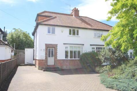 Copthall Road East, Ickenham, UB10. 4 bedroom semi-detached house for sale