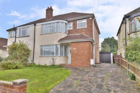 Bushey Road, Ickenham, UB10. 3 bedroom semi-detached house for sale