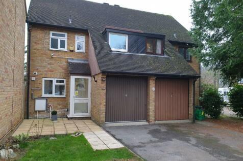 Pepys Close, Ickenham, UB10. 3 bedroom semi-detached house for sale