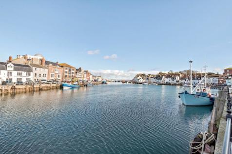 Weymouth Harbourside. 3 bedroom character property for sale