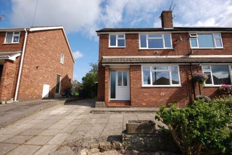 Willowbath Lane, Wirksworth, Matlock, DE4. 3 bedroom semi-detached house