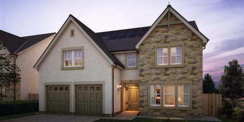 The Primrose, Seafield Gardens, Ayr, KA7 4DW. 5 bedroom detached villa for sale