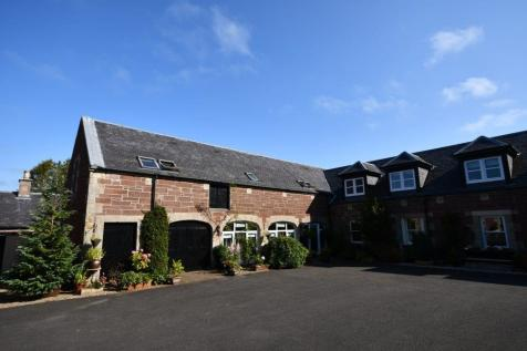 The Arches, Knockdon, Culroy, KA19 8EH. 4 bedroom barn conversion for sale