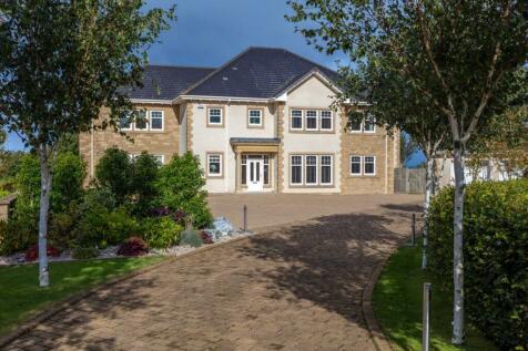 22 Belleisle Drive, Ayr, KA7 4BN. 5 bedroom detached villa
