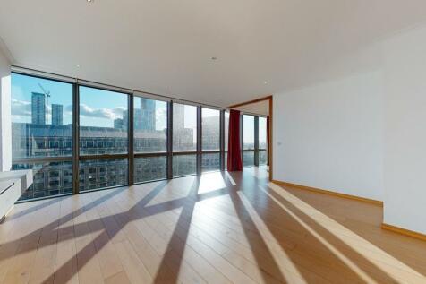 Hertsmere Road E14. 2 bedroom flat for sale