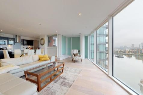 Balearic Apartments, Royal Victoria, E16. 2 bedroom apartment for sale