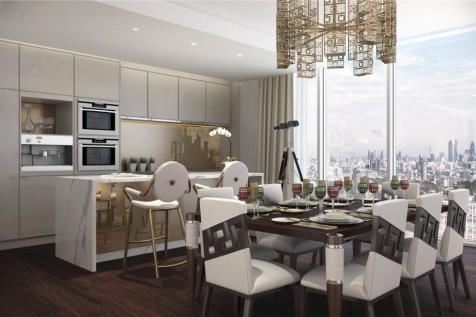 The Tower, Nine Elms, London, SW8. 3 bedroom apartment for sale