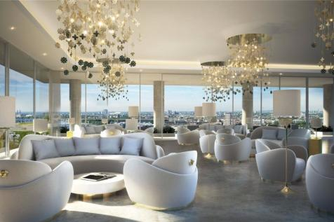 The Tower, Nine Elms, London, SW8. 5 bedroom apartment for sale