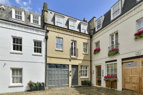 Grosvenor Crescent Mews, London, SW1X. Parking for sale