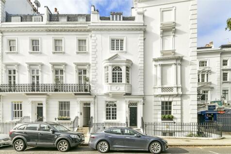 Ovington Square, Knightsbridge, London, SW3. 6 bedroom house for sale
