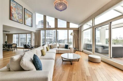 Parliament View Apartments, 1 Albert Embankment, London, SE1. 5 bedroom penthouse for sale