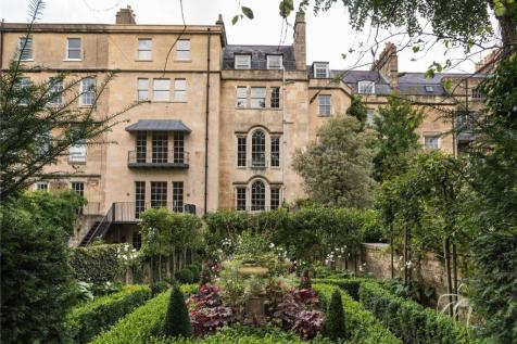 Brock Street, Bath, Somerset, BA1. 5 bedroom terraced house for sale