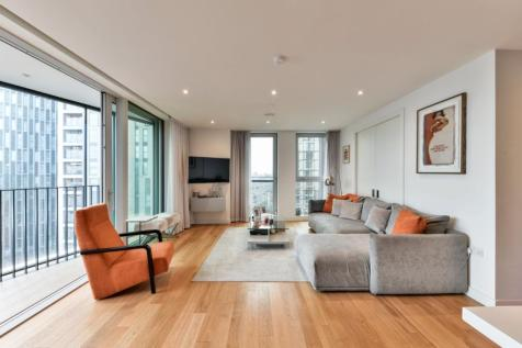 Southwark Bridge Road, London, SE1. 3 bedroom apartment for sale