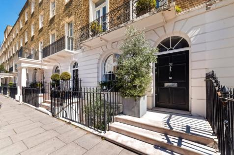 Lower Belgrave Street, Belgravia, London, SW1W. 5 bedroom terraced house for sale