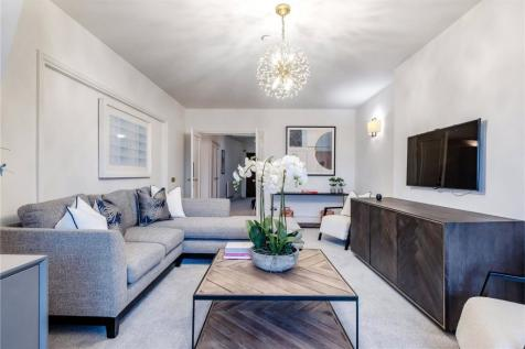 Park Road, London, NW8. 4 bedroom apartment