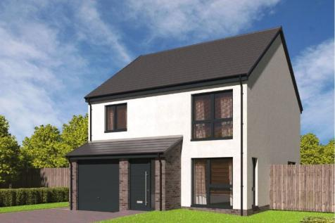 The Gilbert, Branshill Road, Sauchie, Clackmannanshire, FK10. 4 bedroom detached house for sale