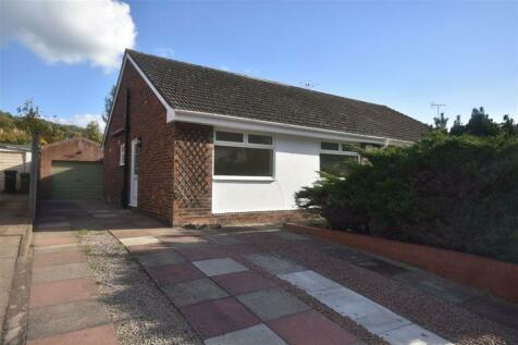 Northmead, Ledbury, Herefordshire. 3 bedroom semi-detached bungalow